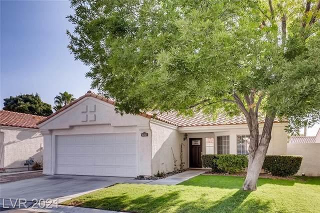 5448 Red Sun Drive, Las Vegas, NV 89149 (MLS #2276157) :: Jeffrey Sabel