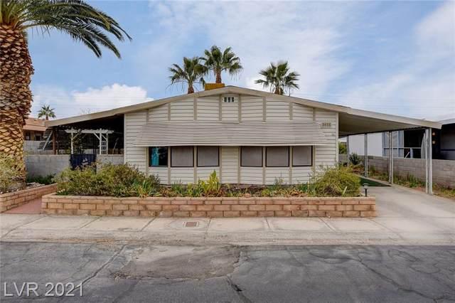 5458 Petaca Road, Las Vegas, NV 89122 (MLS #2276195) :: Hebert Group   Realty One Group