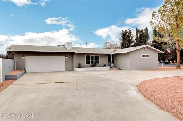 5664 Madre Mesa Drive, Las Vegas, NV 89108 (MLS #2276196) :: Team Michele Dugan
