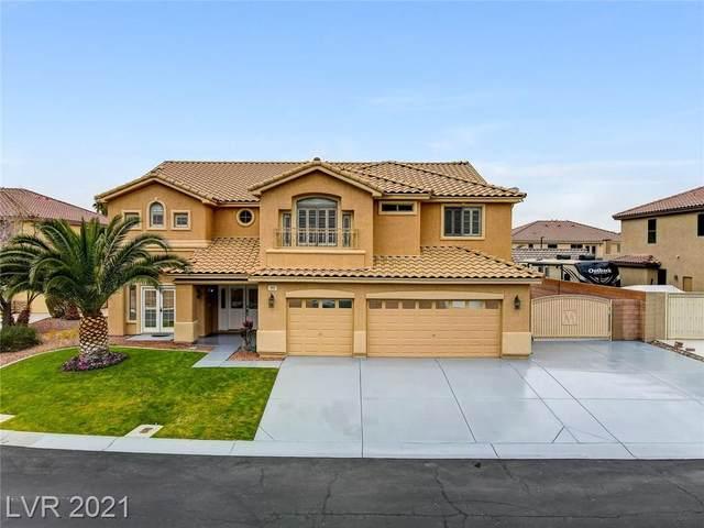 453 Mountain Villa Drive, Las Vegas, NV 89110 (MLS #2276199) :: Hebert Group   Realty One Group