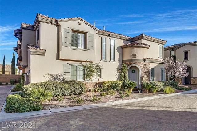 11361 Merado Peak Drive, Las Vegas, NV 89135 (MLS #2276227) :: Hebert Group | Realty One Group