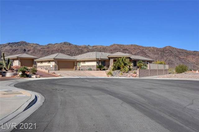 827 Lava Court, Boulder City, NV 89005 (MLS #2276232) :: Hebert Group   Realty One Group
