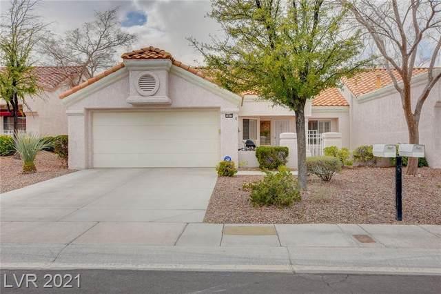 2477 Palmridge Drive, Las Vegas, NV 89134 (MLS #2276266) :: Jeffrey Sabel