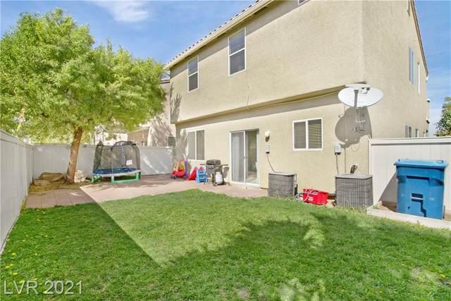8431 Sequoia Grove Avenue, Las Vegas, NV 89149 (MLS #2276268) :: Hebert Group | Realty One Group
