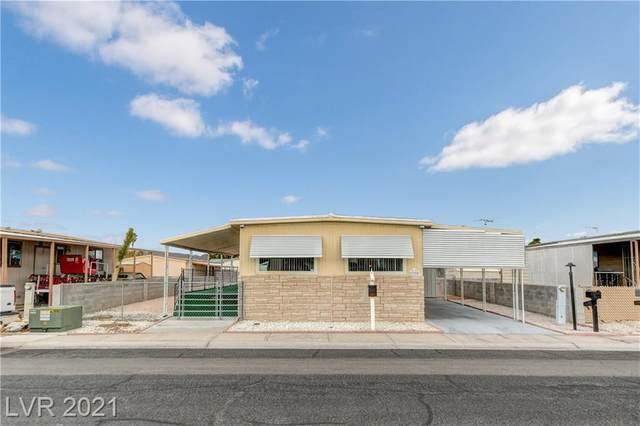 3320 Fort Smith Drive, Las Vegas, NV 89122 (MLS #2276296) :: DT Real Estate