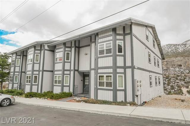 2660 Daines Drive #202, Las Vegas, NV 89124 (MLS #2276300) :: Signature Real Estate Group