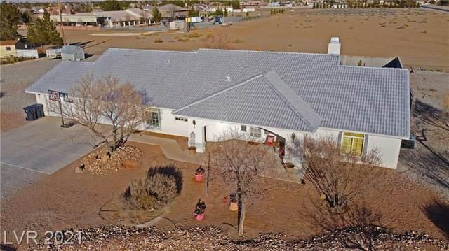 2401 Yucca Terrace Avenue, Pahrump, NV 89048 (MLS #2276304) :: ERA Brokers Consolidated / Sherman Group