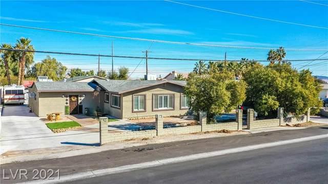 3690 Tompkins Avenue, Las Vegas, NV 89121 (MLS #2276321) :: Hebert Group   Realty One Group