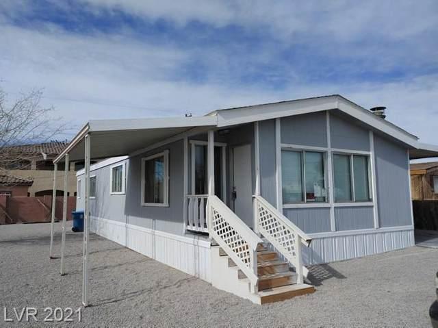 2261 Glenwood Lane, Las Vegas, NV 89156 (MLS #2276351) :: Signature Real Estate Group