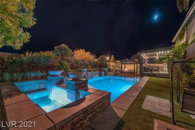 11250 Pentland Downs Street, Las Vegas, NV 89141 (MLS #2276359) :: Signature Real Estate Group