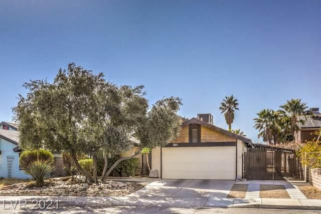 7041 Wedgewood Way, Las Vegas, NV 89147 (MLS #2276365) :: Hebert Group | Realty One Group