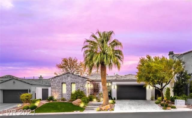 11563 Glowing Sunset Lane, Las Vegas, NV 89135 (MLS #2276374) :: Hebert Group | Realty One Group