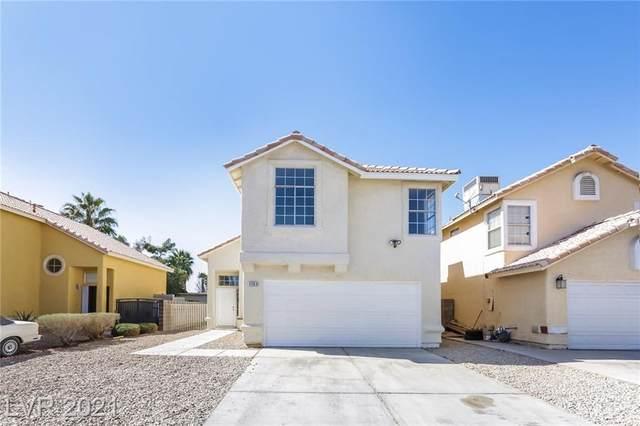 1151 Fall Breeze Drive, Las Vegas, NV 89142 (MLS #2276419) :: Hebert Group   Realty One Group