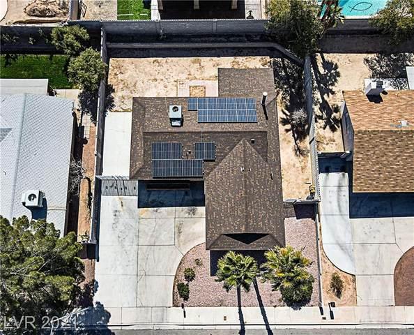4309 El Antonio Place, Las Vegas, NV 89121 (MLS #2276450) :: Billy OKeefe | Berkshire Hathaway HomeServices