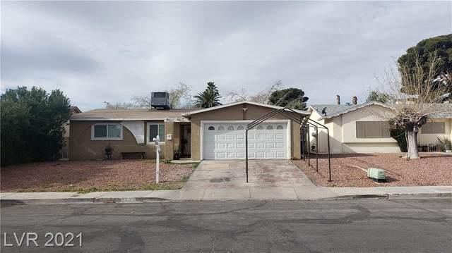 3629 Anthony Drive, Las Vegas, NV 89121 (MLS #2276467) :: Signature Real Estate Group