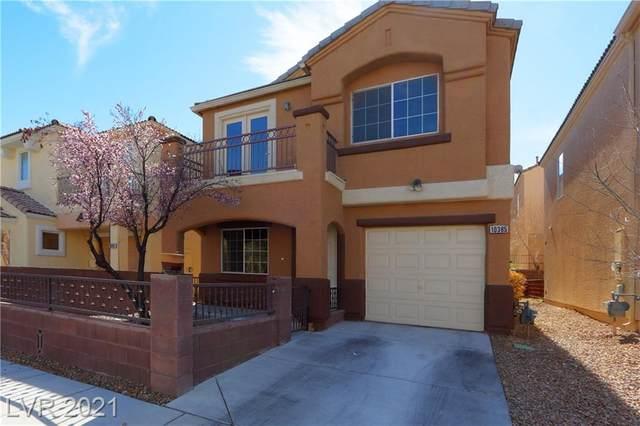 10385 Prairie Schooner Avenue, Las Vegas, NV 89129 (MLS #2276478) :: Jeffrey Sabel