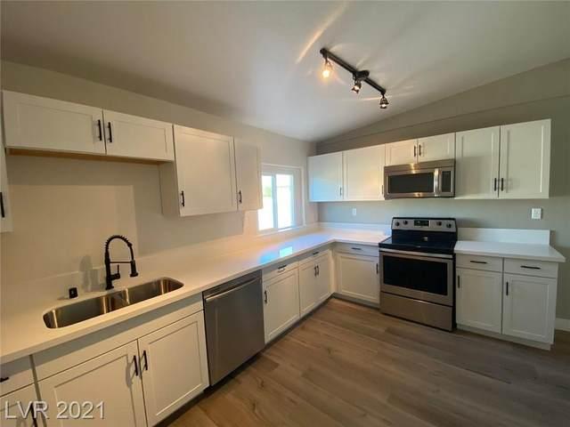 2536 Webb Avenue, North Las Vegas, NV 89030 (MLS #2276482) :: Hebert Group   Realty One Group