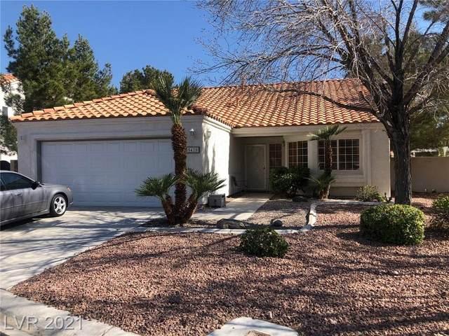5428 Desert Valley Drive, Las Vegas, NV 89149 (MLS #2276485) :: Hebert Group | Realty One Group
