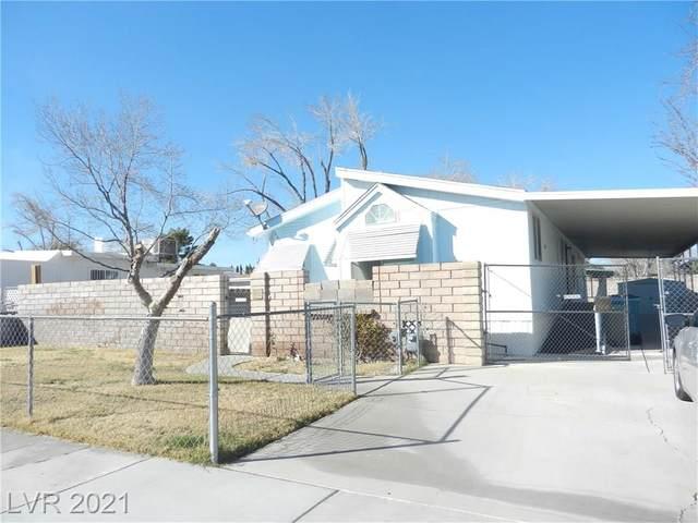 6440 Hartman Street, Las Vegas, NV 89108 (MLS #2276499) :: Hebert Group | Realty One Group