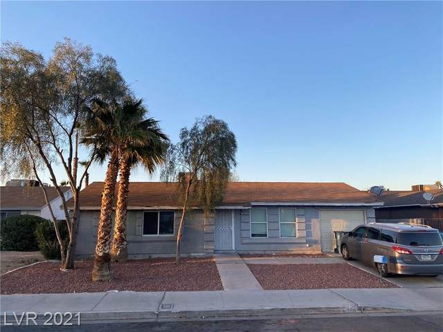 4150 Wyoming Avenue, Las Vegas, NV 89104 (MLS #2276519) :: Hebert Group   Realty One Group