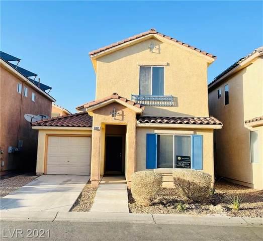 6802 Nickel Mine Avenue, Las Vegas, NV 89122 (MLS #2276523) :: Hebert Group   Realty One Group