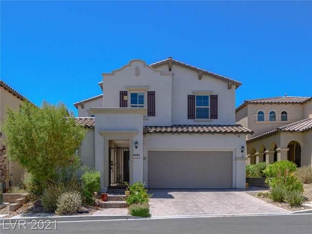 345 Rezzo Street, Las Vegas, NV 89138 (MLS #2276544) :: Hebert Group | Realty One Group