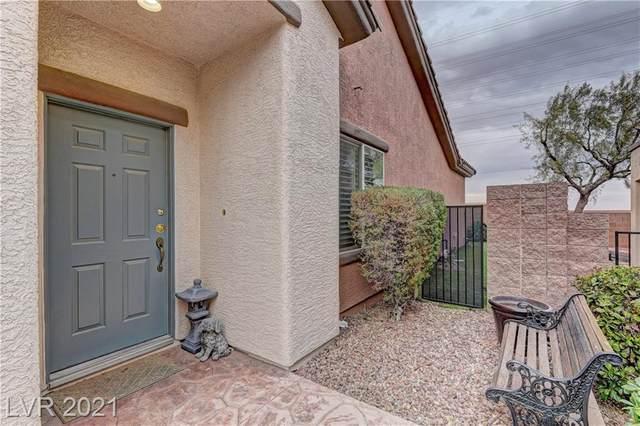 136 Pioneer Peak Place, Las Vegas, NV 89138 (MLS #2276554) :: Hebert Group | Realty One Group