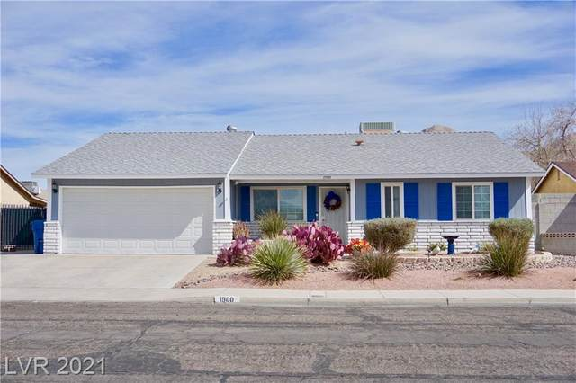 1900 Pasadena Boulevard, Las Vegas, NV 89156 (MLS #2276572) :: Hebert Group   Realty One Group
