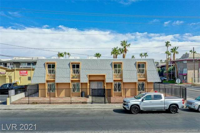 3520 Cambridge Street, Las Vegas, NV 89169 (MLS #2276574) :: Kypreos Team