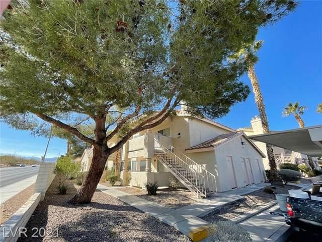 901 Red Boulder Drive #202, Las Vegas, NV 89128 (MLS #2276586) :: Hebert Group | Realty One Group