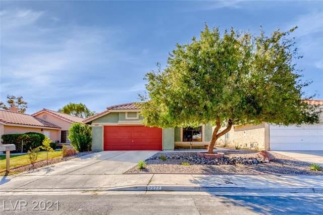 7277 Abbeyville Drive, Las Vegas, NV 89119 (MLS #2276616) :: Hebert Group | Realty One Group