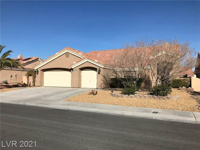 5704 Silver Belle Street, Las Vegas, NV 89149 (MLS #2276627) :: Hebert Group | Realty One Group