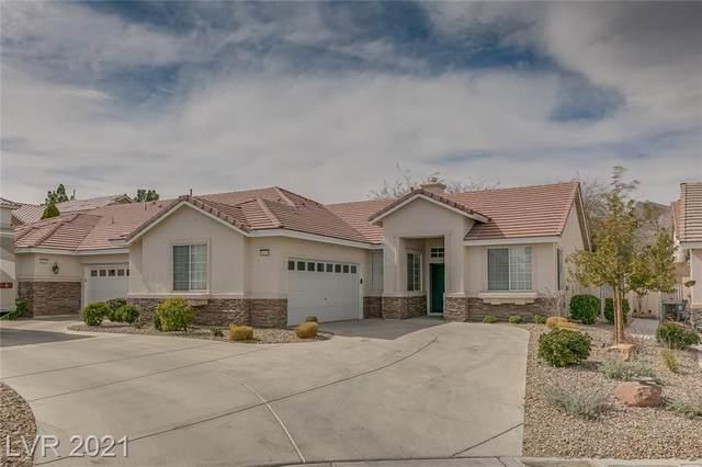 10336 Pacific Summerset Lane, Las Vegas, NV 89144 (MLS #2276628) :: Hebert Group | Realty One Group