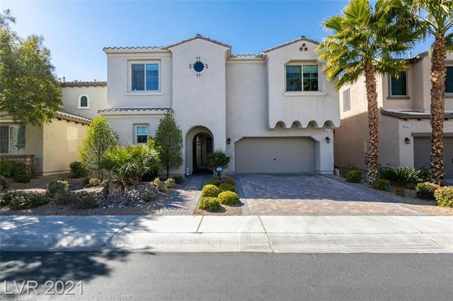 841 Orchard Course Drive, Las Vegas, NV 89148 (MLS #2276637) :: Hebert Group | Realty One Group