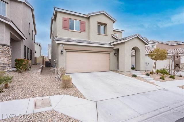 9096 Sea Mink Avenue, Las Vegas, NV 89149 (MLS #2276650) :: Hebert Group | Realty One Group