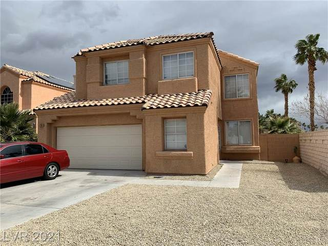 2700 Trotwood Lane, Las Vegas, NV 89108 (MLS #2276651) :: Custom Fit Real Estate Group