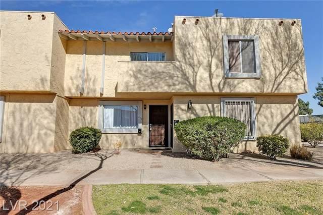 412 Pecos Way, Las Vegas, NV 89121 (MLS #2276656) :: Hebert Group   Realty One Group