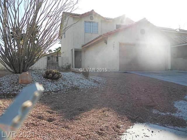 7301 Restful Springs Court, Las Vegas, NV 89128 (MLS #2276663) :: Hebert Group | Realty One Group