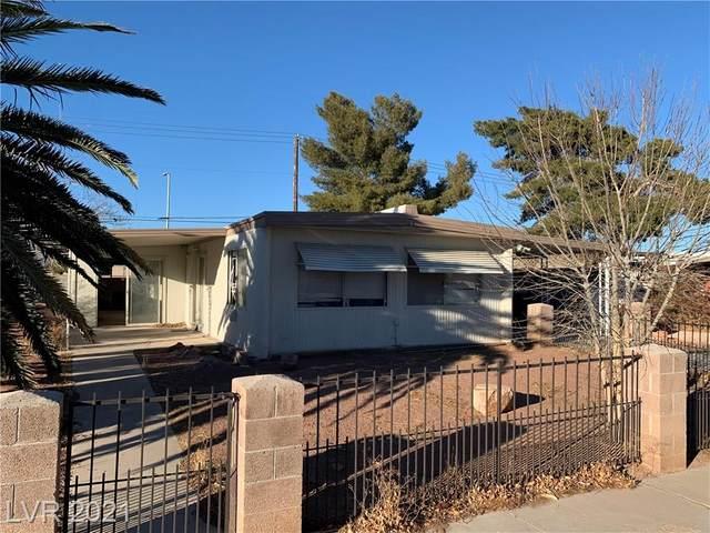 5410 Sir Richard Drive, Las Vegas, NV 89110 (MLS #2276681) :: DT Real Estate