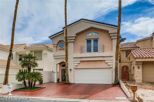 2851 Queens Courtyard Drive, Las Vegas, NV 89109 (MLS #2276699) :: Signature Real Estate Group