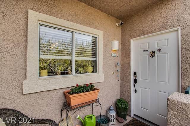 2000 Jasper Bluff Street #207, Las Vegas, NV 89117 (MLS #2276712) :: Hebert Group | Realty One Group