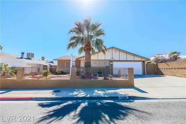 7301 Alta Drive, Las Vegas, NV 89145 (MLS #2276764) :: Hebert Group | Realty One Group