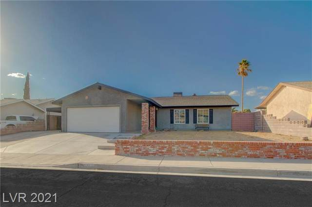 648 Paloma Drive, Boulder City, NV 89005 (MLS #2276768) :: Signature Real Estate Group