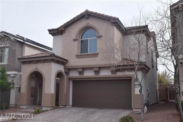 11241 Lompoc Court, Las Vegas, NV 89135 (MLS #2276773) :: Hebert Group | Realty One Group