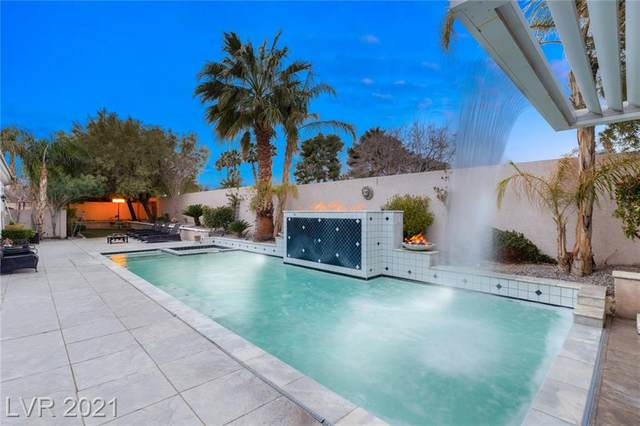 3161 Darby Gardens Court, Las Vegas, NV 89146 (MLS #2276776) :: Signature Real Estate Group