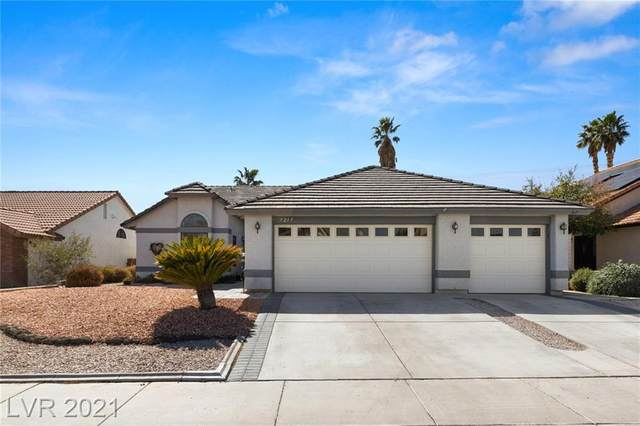 7217 Fury Lane, Las Vegas, NV 89128 (MLS #2276781) :: Lindstrom Radcliffe Group