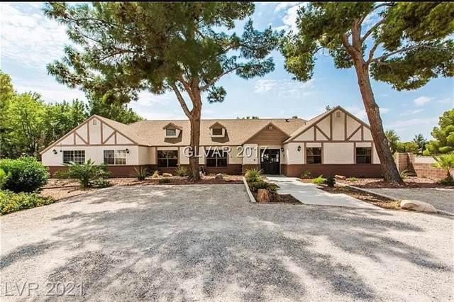 7925 Rosada Way, Las Vegas, NV 89149 (MLS #2276783) :: Hebert Group | Realty One Group