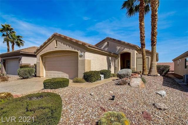 486 Carmel Mesa Drive, Henderson, NV 89012 (MLS #2276789) :: Hebert Group | Realty One Group