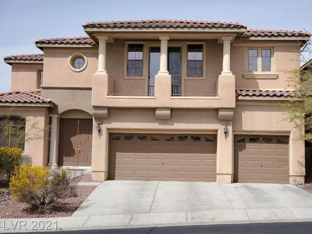 2740 Laguna Seca Avenue, Henderson, NV 89052 (MLS #2276790) :: Hebert Group | Realty One Group