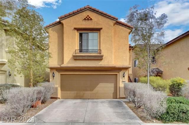 4728 Sweeping Glen Street, Las Vegas, NV 89129 (MLS #2276803) :: Hebert Group | Realty One Group